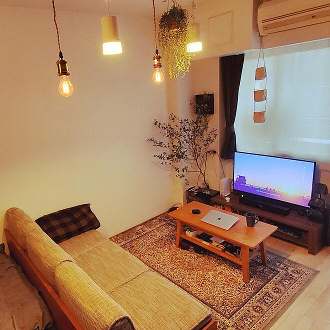 「31m2。もの選びにこだわった暮らしを魅せる、シンプルで開放的な部屋」 by 88s.daiさん