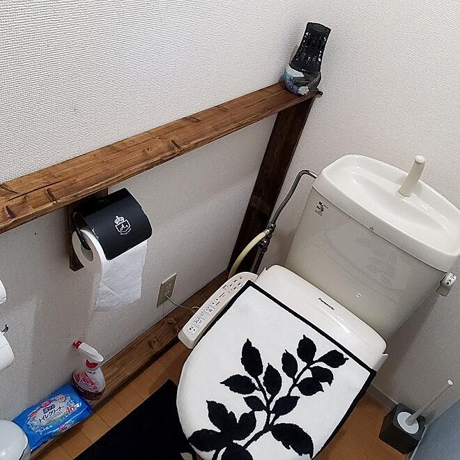 バス/トイレ/DIY/雑貨/一人暮らし/観葉植物...などのインテリア実例 - 2021-05-05 16:25:29