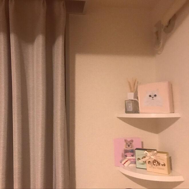 ダイソー/壁/天井のインテリア実例 - 2020-10-27 00:20:23