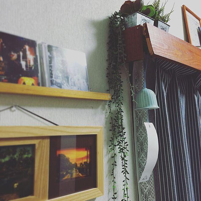 壁/天井/青山窯/夏らしく。/伊万里焼/風鈴...などのインテリア実例 - 2016-07-18 09:06:49