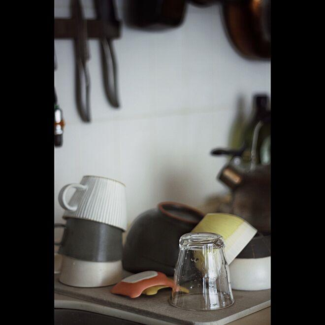 珪藻土のバスマット/買ってよかったモノ/キッチンのインテリア実例 - 2016-05-31 16:29:58