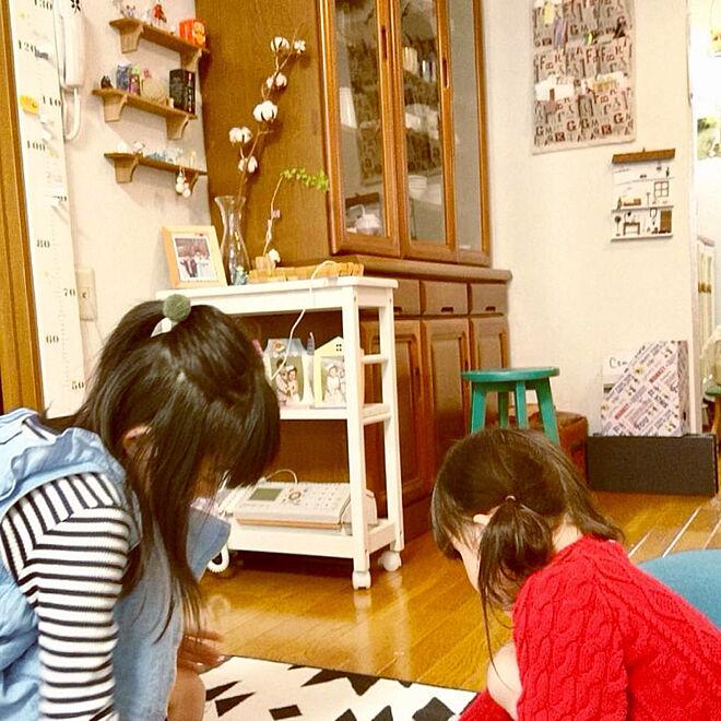 女の子っていいなぁଘ( ᐛ ) ଓ/可愛い孫たち(⑅ ॣ•͈ᴗ•͈ ॣ)♡♡/雑貨❤︎/雑貨好きです(*◕ᴗ◕*)/孫達の写真(✿◠‿◠)...などのインテリア実例 - 2019-04-15 23:04:20