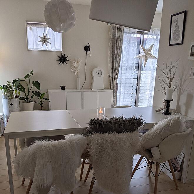 玄関/入り口/IKEA/照明/ニトリ/子供のいる暮らし...などのインテリア実例 - 2021-03-05 10:02:44
