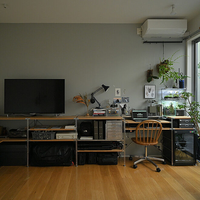 「39m2。汎用性に注目して組み上げる、魅せる暮らしのつくり方」 by sky__photoさん