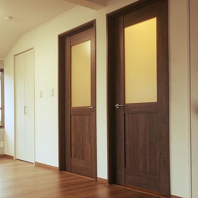 窓付きドア/2ドア1ルーム/子供部屋/ドア/リノベ...などのインテリア実例 - 2020-07-24 22:59:37