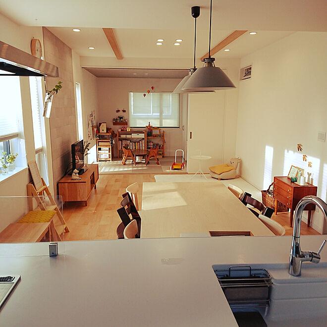 「大好きな道具を並べて。立つのが楽しくなるお気に入りに囲まれたキッチン」 by harukamaharukasuさん