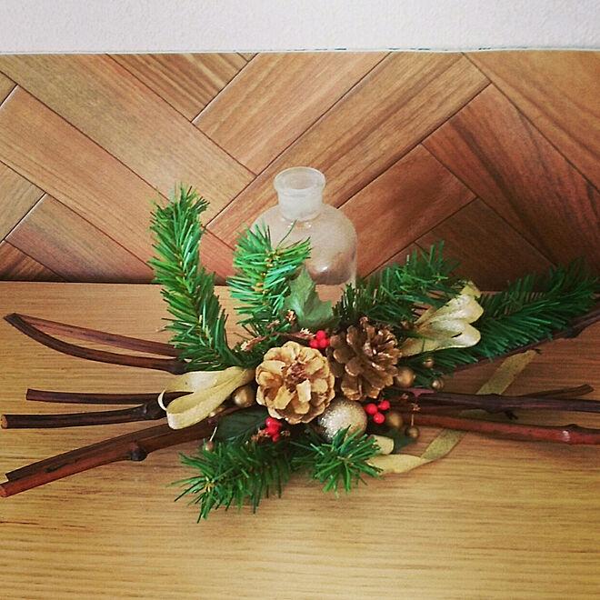 クリスマス/RC九州支部/カフェ風/ナチュラル/カフェ風インテリアを目指して...などのインテリア実例 - 2017-12-04 08:08:50