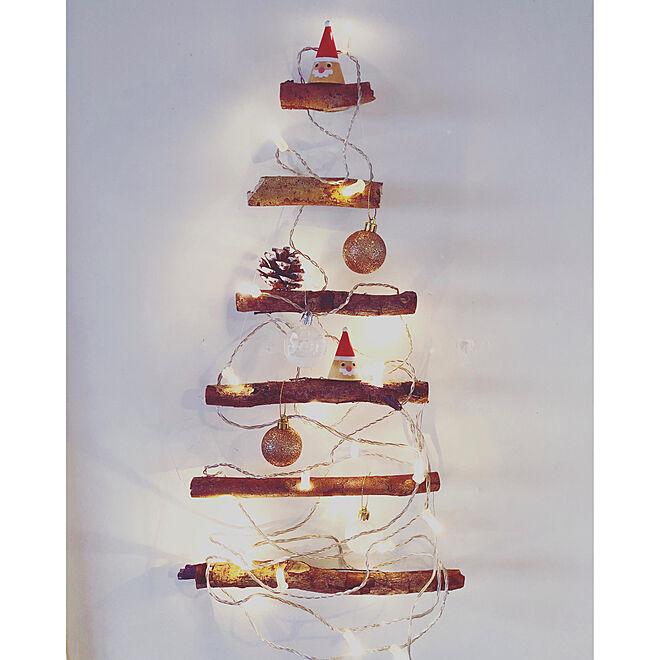 キキララつながるクリスマス/古民家系/レトロ/築40年以上/団地部...などのインテリア実例 - 2020-12-24 12:36:38