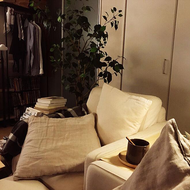 「28m2。垣間見える頑張る姿がカッコいい、ラフさが映えるお部屋」 by O-yamaさん