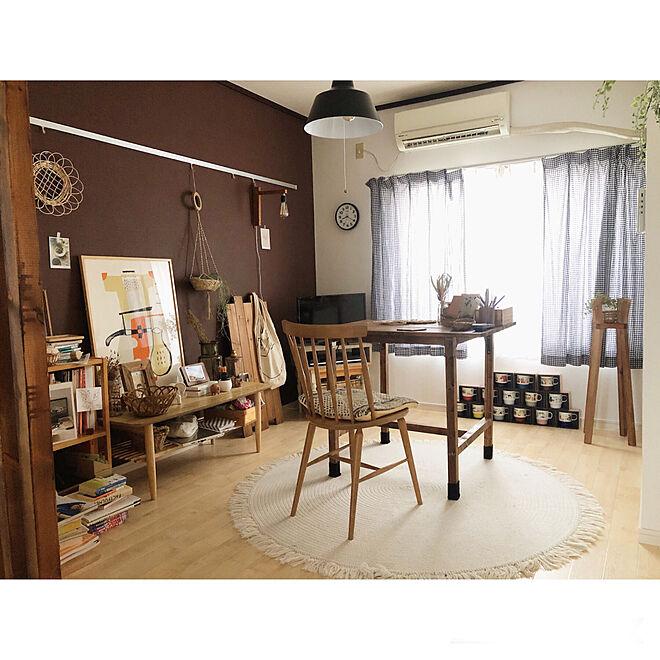 「33.9m2。見つける喜び・生み出す楽しみ、小さな幸せいっぱいのお部屋」 by arinkoさん
