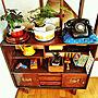 その他、ゲストハウスMy Shelfやレトロや昭和や古いものなどに関するhostelcucumberさんの実例写真