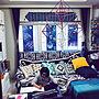 男性43歳の家族暮らし3LDK、コメント間違えた!Loungeやちょっと帰宅したら…や大人の塗り絵や娘にやられた…などに関するSatoshiさんの実例写真