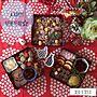 女性家族暮らし2LDK、葉牡丹キッチンやマリメッコや葉牡丹やお正月などに関するhiyoさんの実例写真