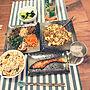 男性一人暮らし3LDK、麻婆豆腐ダイソーや食器やニトリや3Coinsなどに関するtak-itoさんの実例写真