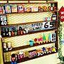 女性家族暮らし、粘土遊び♡My Shelfや雑貨やハンバーガーや棚DIYなどに関するB.Bさんの実例写真