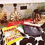 女性40歳の家族暮らし、ダイソーのトナカイKitchenやデニム生地のポーチやmei ちゃんの、ポットマットやクリスマスプレゼント便などに関するmiemekkoさんの実例写真