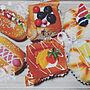 女性44歳の家族暮らし3K、立体Overviewやスクイーズやパンや立体などに関するrirumamaさんの実例写真