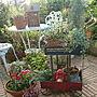 女性家族暮らし、my gardenOn Wallsや2018.10.19やインスタ→zhukimiziやstep cart 買っちゃいました✨などに関するkimiさんの実例写真