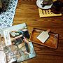 一人暮らし1K、magazineKitchenや一人暮らしやMade in Japanや賃貸などに関するcarollcarさんの実例写真