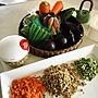 女性家族暮らし4LDK、出汁Kitchenや夏野菜やカゴや野菜のみじん切りなどに関するyukikoさんの実例写真