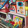 家族暮らし、おもちゃミキサーOverviewやレトロや寝室や築60年などに関するcherrycherryさんの実例写真