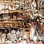 女性、雑貨 フェイクグリーンリビングやナチュラルや植物や雑貨などに関するpocoさんの実例写真