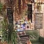 男性3DK、botanicallifeliving with plantsやGREEN LIFEやantiquesやplantsなどに関するShujiさんの実例写真