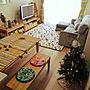 女性3LDK、チェアパッドLoungeやダイソーや北欧やマンションなどに関するponte0930さんの実例写真
