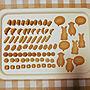 女性で、2LDKのMy Desk/フェイククッキー/木かるねんど/いいね‥押し逃げごめんなさい/ミニチュアパン…などについてのインテリア実例を紹介。