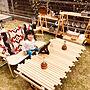 男性33歳の家族暮らし、ロードトリップKitchenやスノーピークやコベアキューブやロールトップテーブルなどに関するdangoman9さんの実例写真