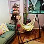 女性家族暮らし3LDK、ファティマモロッコ猫やねこや狭小住宅やファティマモロッコなどに関するponiさんの実例写真