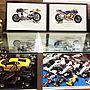 男性家族暮らし、バイク玄関/入り口やミニカーやディスプレイやバイクなどに関する1104さんの実例写真