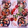 女性4LDK、お重箱Kitchenやお正月や御節料理やお正月雑貨などに関するmihoさんの実例写真