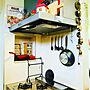 女性家族暮らし、熱湯Kitchenや換気扇掃除や大掃除や年末大掃除などに関するbu-bu-chanさんの実例写真