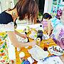 、ロンハーマン風にしたいIKEAやトイプードルやテラスやダイワハウスなどに関するshojimonicaさんの実例写真