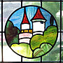 、お城On Wallsや風景やお城や窓などに関するportbeloさんの実例写真