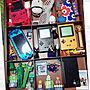 My Desk/フィギュア/ゲーム/ディズニー/コレクション/disney/スターウォーズ/ポケモン/任天堂/ゼルダの伝説/STARWARS/ゲームボーイ/ペプシキャップ/リンクに関連する部屋のインテリア実例