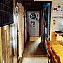 Overview/ダイソー/IKEA/DIY/セリア/パントン/賃貸でも諦めない!/こどもと暮らす。/築40年以上の戸建て賃貸/PANTONE COLORS/ドライフラワーのある暮らし/ホームセンター様々。/古民家系に関連する部屋のインテリア実例