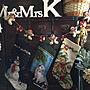 On Walls/クリスマス雑貨/フリマの戦利品♡/昭和の家/クリスマス/ランズエンドのクリスマスソックスに関連する部屋のインテリア実例