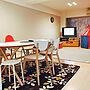 Lounge/ナチュラル/IKEA/マンション/2LDK/掃除/IKEAのダイニングテーブル/IKEA大好き/北欧MIXに関連する部屋のインテリア実例