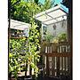 Entrance/ベランダ/ナチュラルインテリア/ベランダガーデン/ベランダ菜園に関連する部屋のインテリア実例