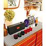 My Shelf/IKEA/リサラーソン/北欧インテリア/北欧ヴィンテージ/陶板/IGやってます/北欧ヴィンテージ家具/リサラーソンワードローブシリーズに関連する部屋のインテリア実例