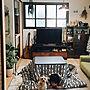 Bedroom/無印良品/ナチュラル/IKEA/アンティーク/和室/ハンドメイド/DIY/カフェ風/北欧/ドライフラワー/セリア/シンプル/こたつ/ナチュラルインテリア/おうちカフェ/北欧インテリア/壁紙屋本舗/海外インテリアに憧れる/花のある暮らし/和室を洋室に /建売住宅/ボタニカル/植物のある暮らし/こどもと暮らす。/塩系インテリア/いぬと暮らすに関連する部屋のインテリア実例