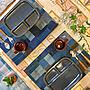 Lounge/マグカップ/食器/ワンプレート/ランチョンマット/ニトリ/スプーン/フォーク/モニター当選/ニトリ食器コーディネート/ニトリ2017秋冬食器モニターに関連する部屋のインテリア実例