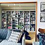 My Shelf/北欧/ミッドセンチュリーモダン/リサ・ラーソン/北欧ヴィンテージ/北欧モダン/生活感のある家/海外インテリアに憧れるに関連する部屋のインテリア実例