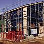 外観(工事中の頃)/新築建築中/新築一戸建て/マイホーム記録に関連する部屋のインテリア実例