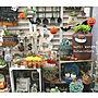 My Shelf/ハロウィン/ベランダガーデン/ガーデン雑貨/多肉の寄せ植え.。.:*✧/雨も楽しむ*.+゚♬に関連する部屋のインテリア実例