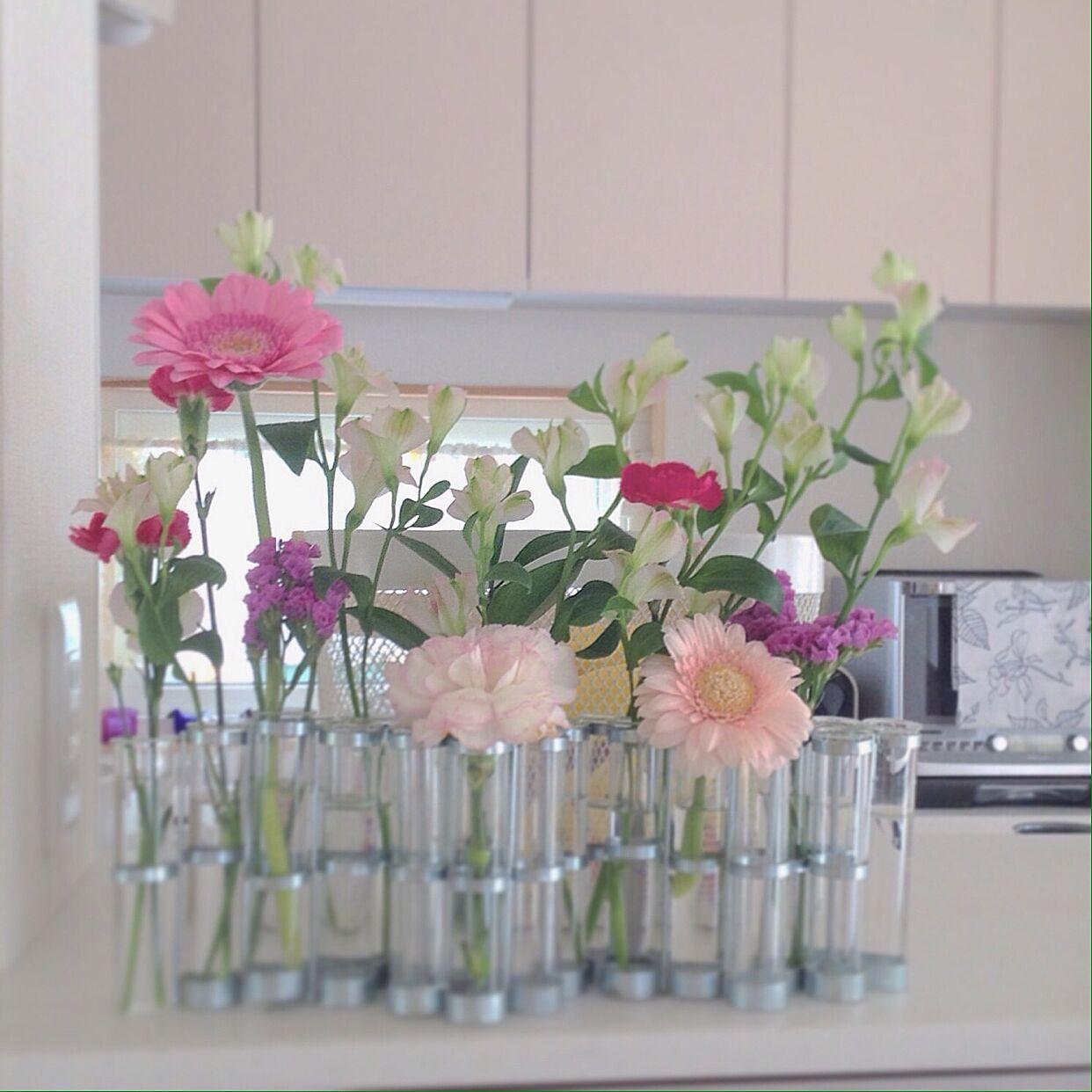 「自由自在に形が変わる花瓶」わたしの愛用品 vol.6 oug_msh15さん
