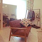 「45m2。ときめくものだけで作り上げたアトリエ的ワンルーム」 by yuki.kさん