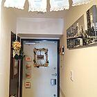 「貼るだけ楽々アレンジ♪マグネットポケットの玄関小物収納」 by ArtloversHomeさん